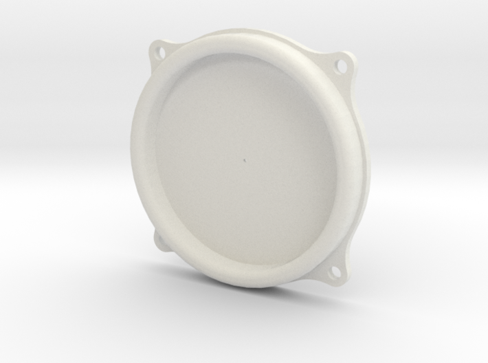 Large Japanese Instrument Bezel 3d printed