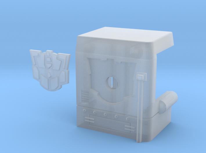 G2 Standard MP-10 Shoulder 3d printed