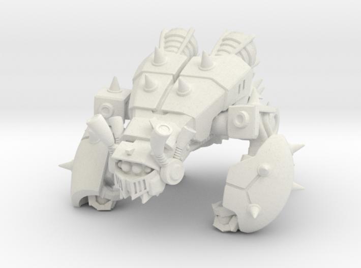 """Bob the Insecticon (2.5"""" statuette) 3d printed"""