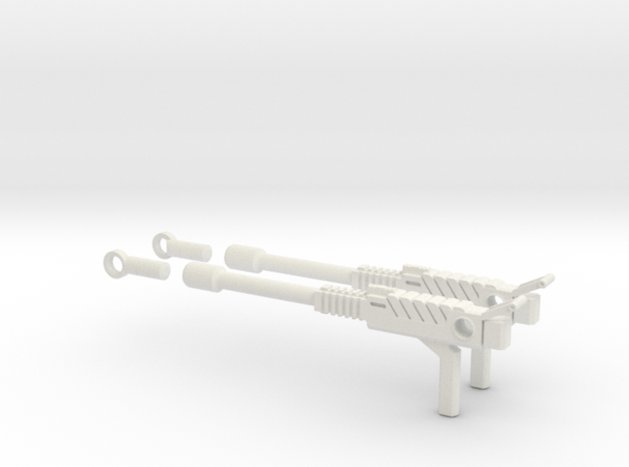 TF4 : AOE Warrior Of Colossus weapons 3d printed