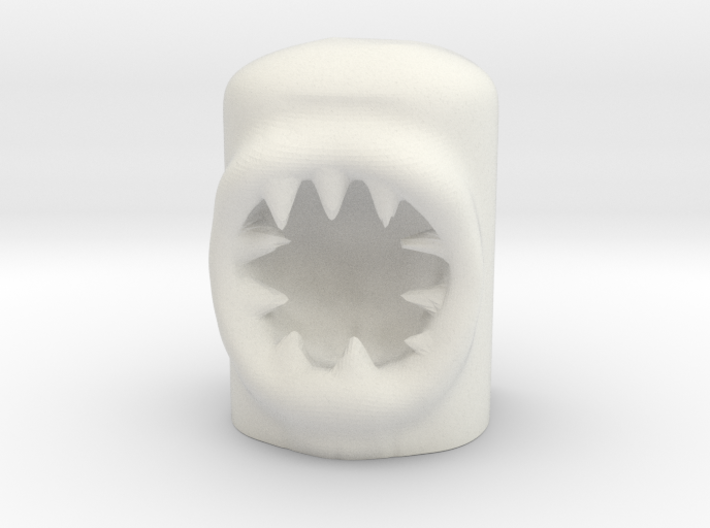 MiniMonstre - Teeths 3d printed