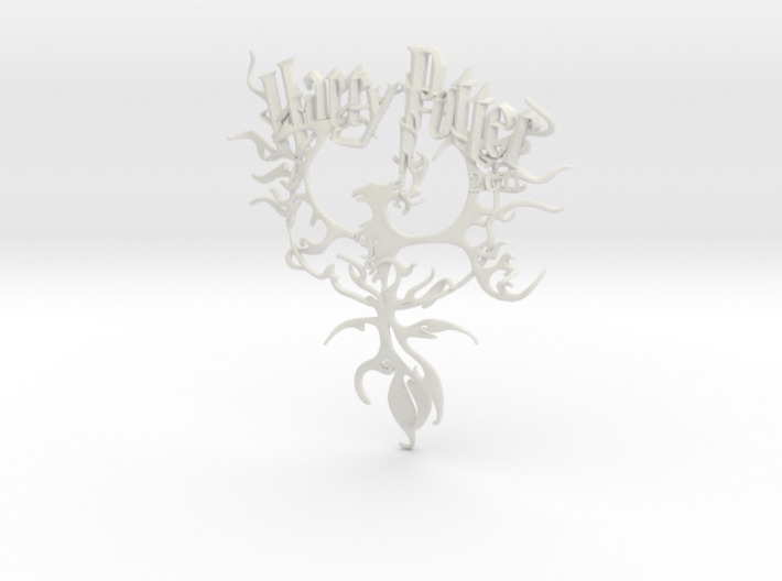 PotterThickernew 3d printed