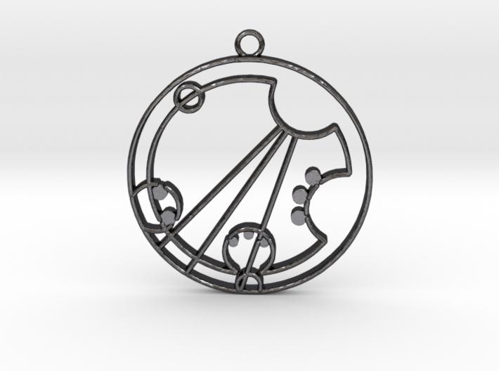 Darcey / Darsey - Necklace 3d printed