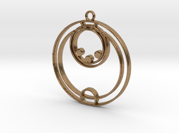 Ella - Necklace 3d printed