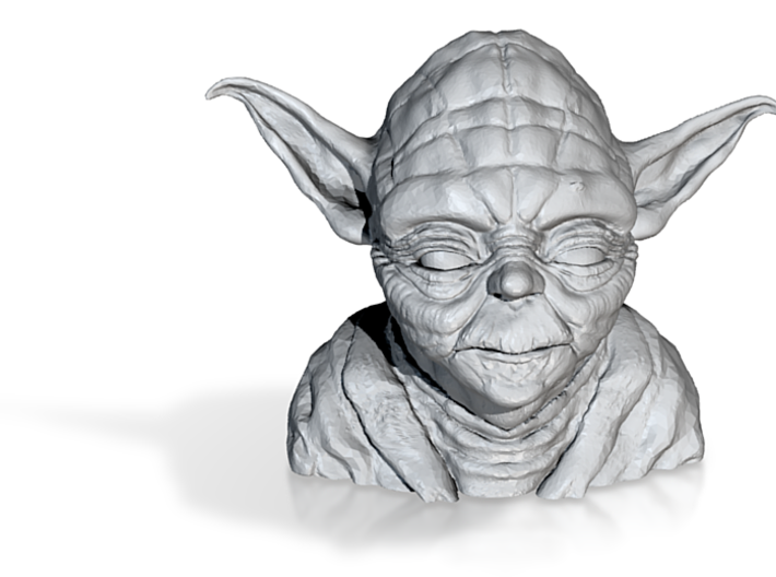 yoda 3d printed