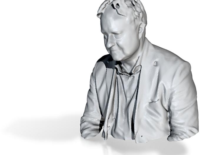 Kilian Tibor dr. 3d printed