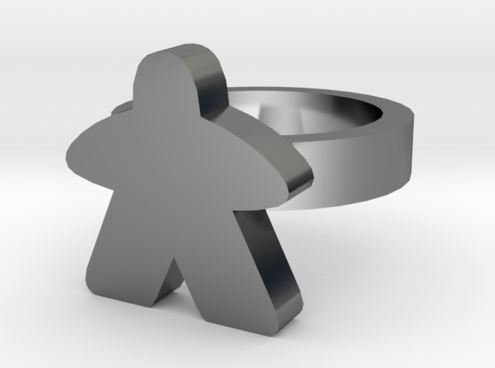 Ginger Bread Ring 3d printed
