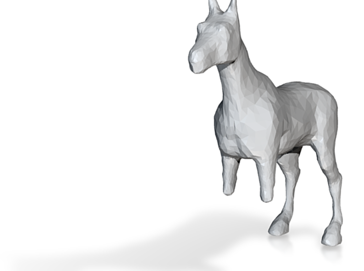 horse_08 3d printed