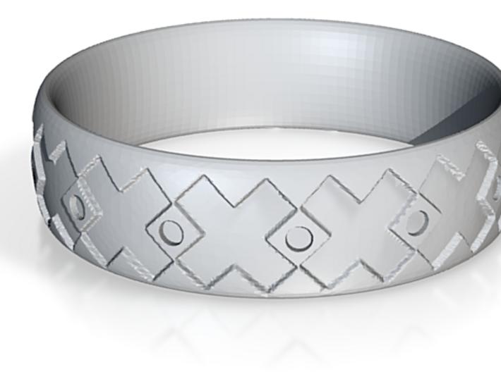 X ring 3d printed