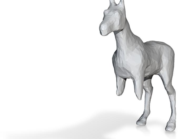 horse_05 3d printed