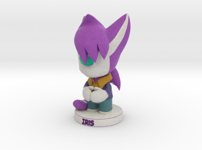 Iris 9CM 3d printed