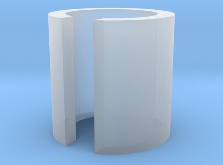1/700 Landing Pad 3d printed