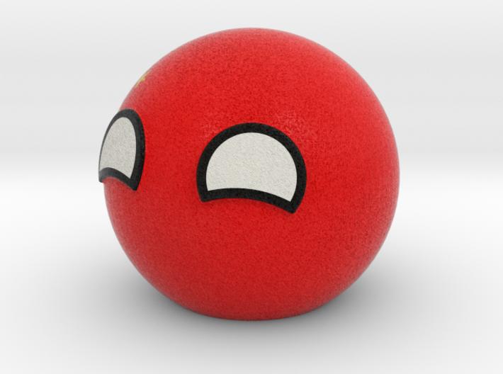Chinaball 3d printed