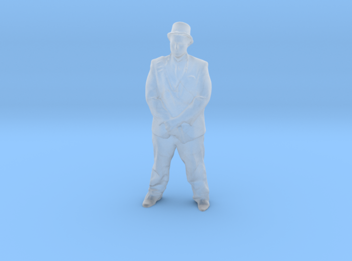 Combat Mayor 3d printed
