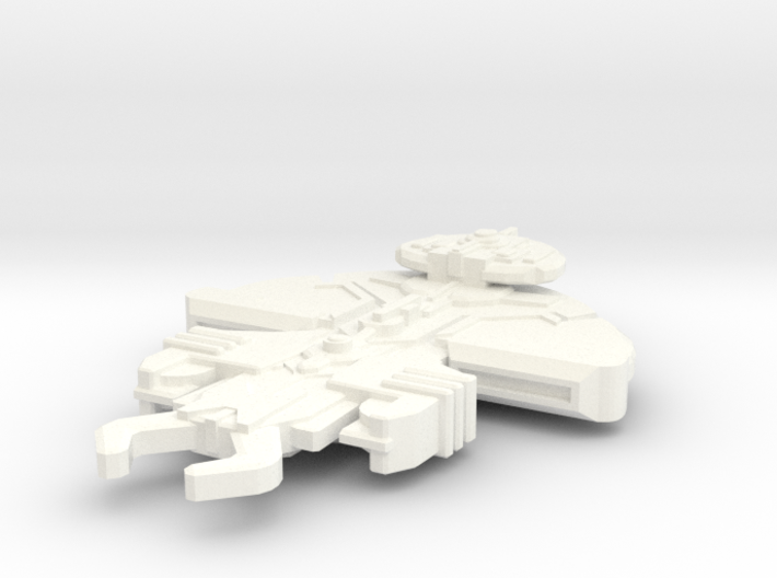 Jo'Trell Class Raider 3d printed