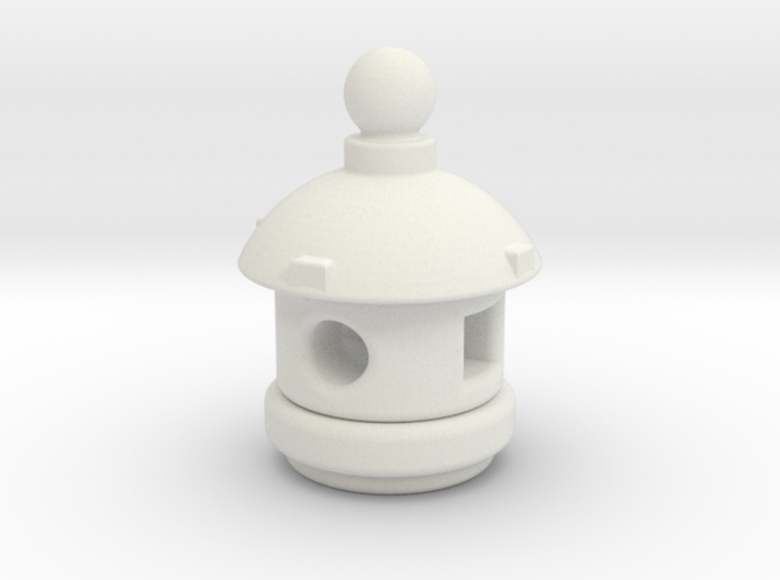 Spirit House - Small 3d printed