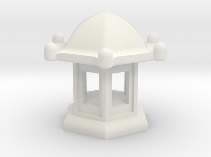 Spirit House - Elegant 3d printed