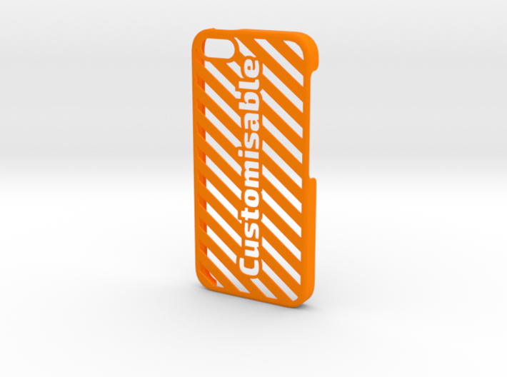 iPhone 5 Case - Customizable 3d printed