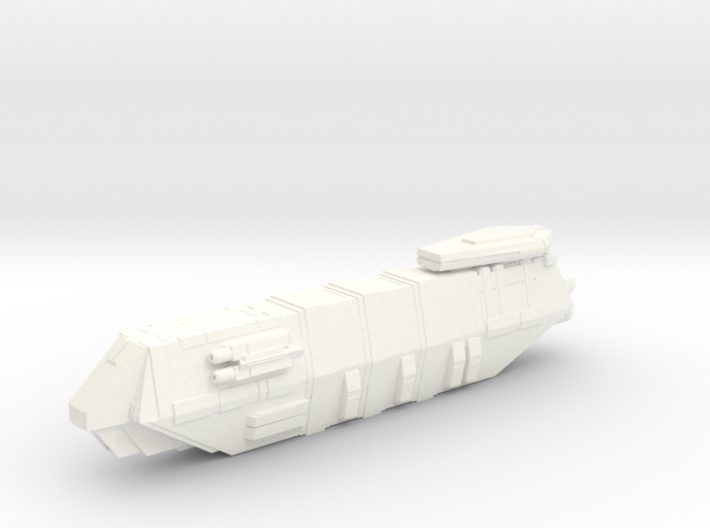 Raven class - scout ship 3d printed
