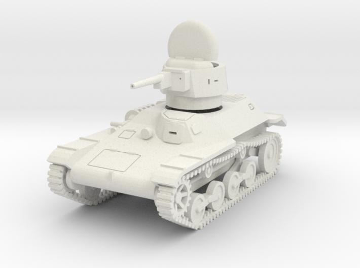 PV46B Type 97 Te Ke (28mm) Hatch Open 3d printed