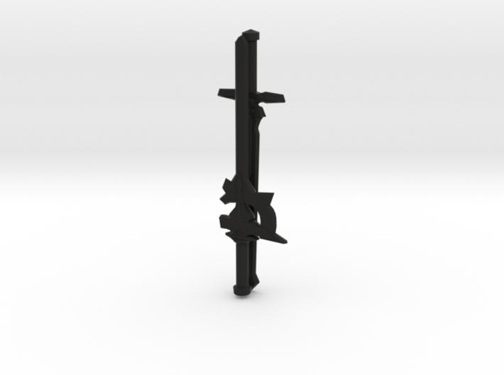 Kirito's Dual Swords 3d printed