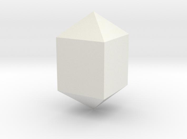 Zircon 1 3d printed