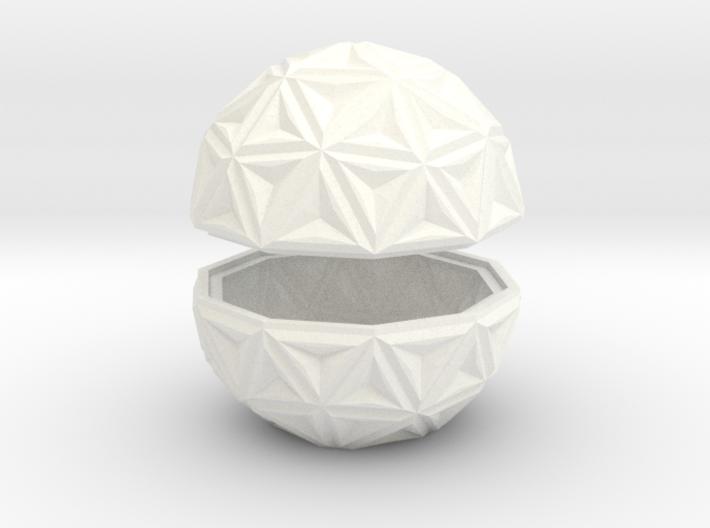 Iconos Trinket Box v1.0 3d printed