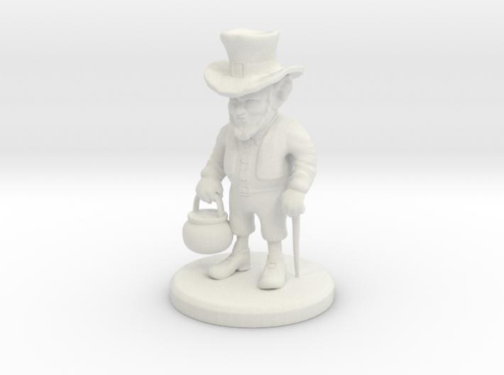 Leprechaun 3d printed