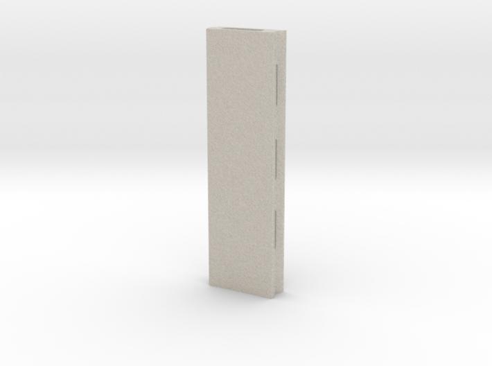 PS Wall 90 3d printed