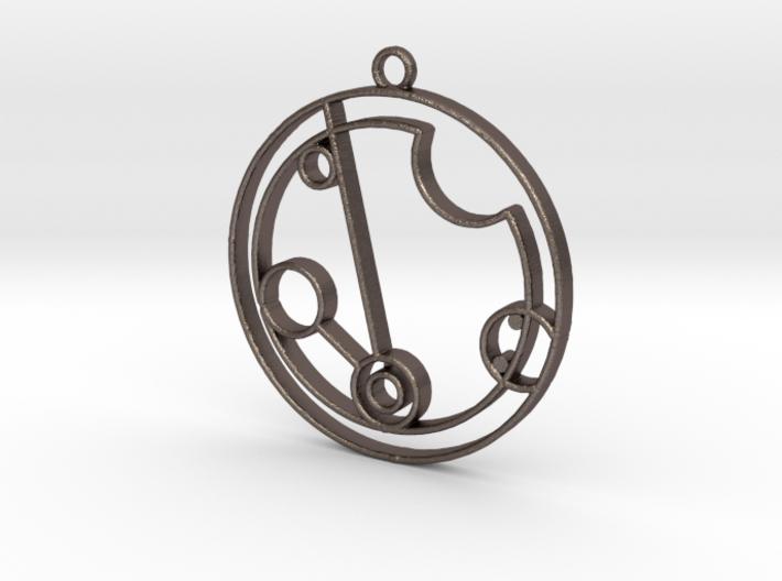 Peyton - Necklace 3d printed