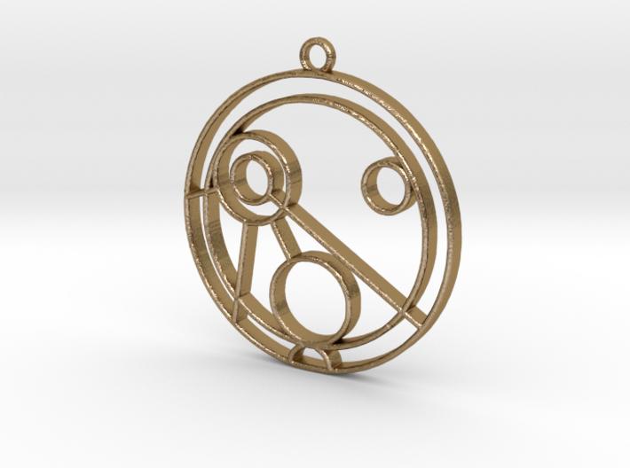 Naomi - Necklace 3d printed
