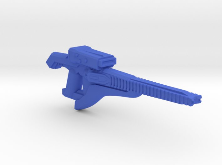 Plasma Beam Carbine 3d printed