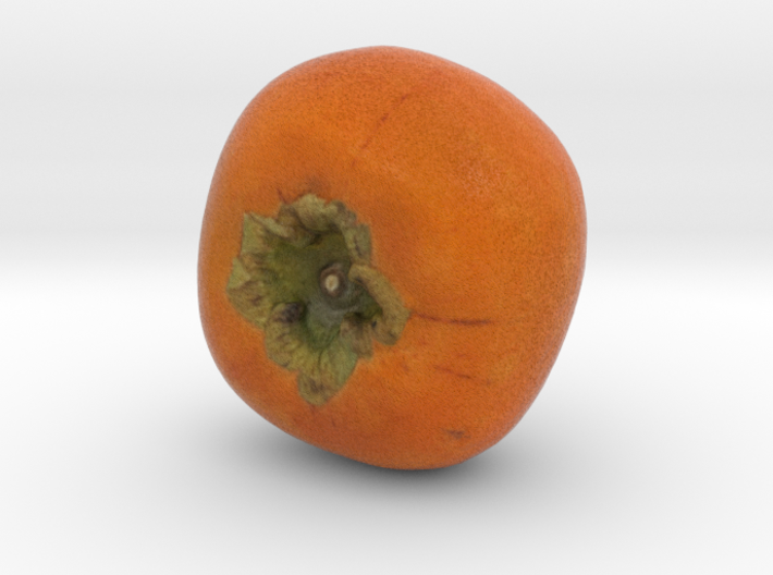The Persimmon 3d printed