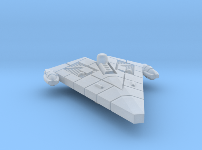 Orion (KON) Corvette 3d printed