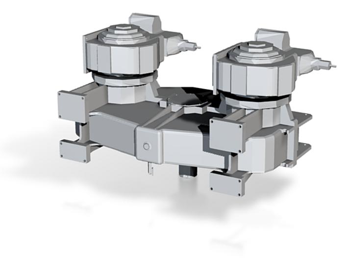 Hydraulic Drive Unit PS 3d printed