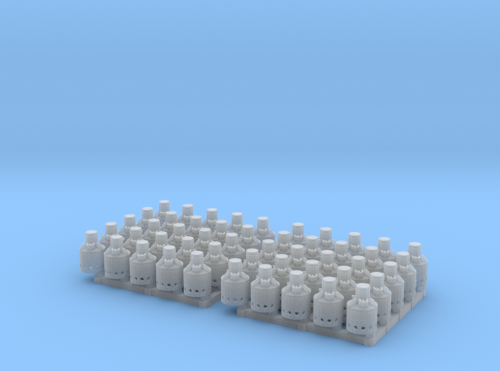 Kerosene Heaters for Reefers HO Scale X50 3d printed