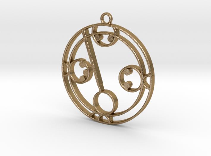 Makayla- Necklace 3d printed