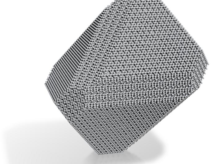 Magnetite 3d printed