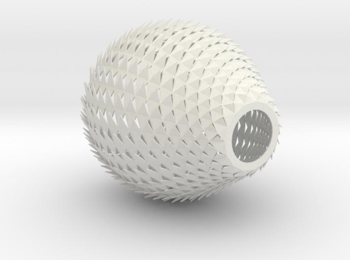 Pineapple Lamp 3d printed