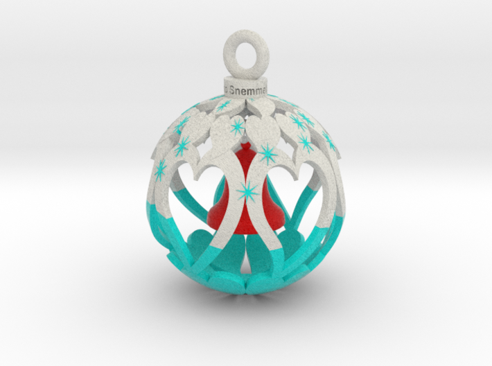 YouRinMyHeart Bell 3d printed