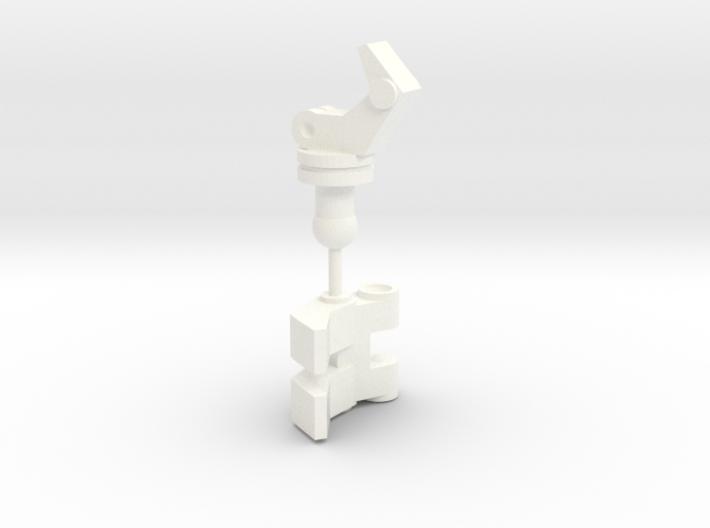 Horde Robot Hand Filmation 3d printed