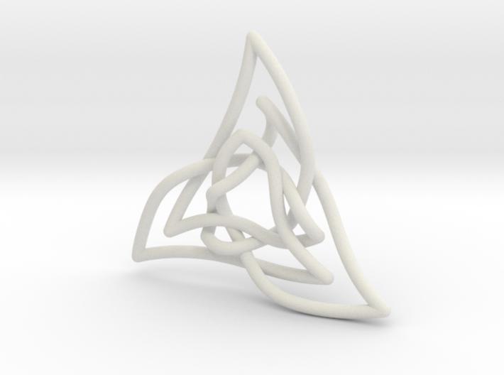 Triquetra 3 3d printed