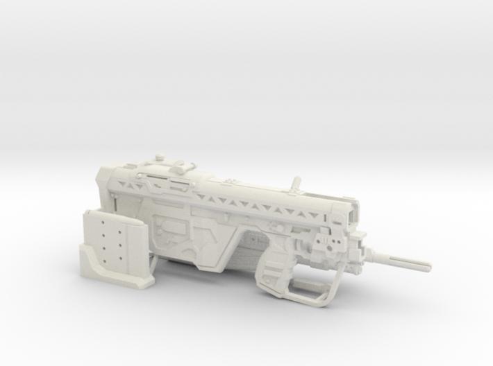 1:6 Designated Marksman Rifle Human Sized 3d printed