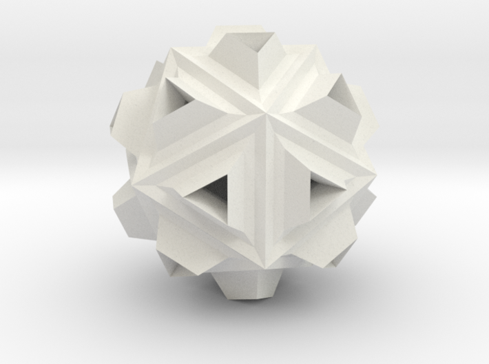 Icosa Dill - 2.4cm 3d printed