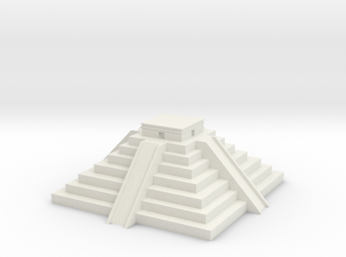 Incan 1 3d printed