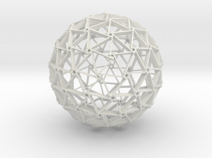 TriPent Sphere 3d printed