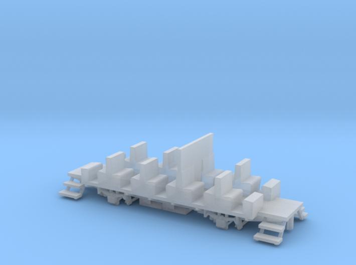 Boden YsteC B2 21-23 und 28 (Nm, 1:160) 3d printed