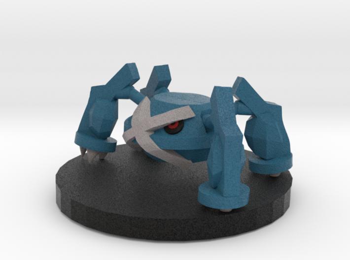 Metagross Pokemon 3d printed