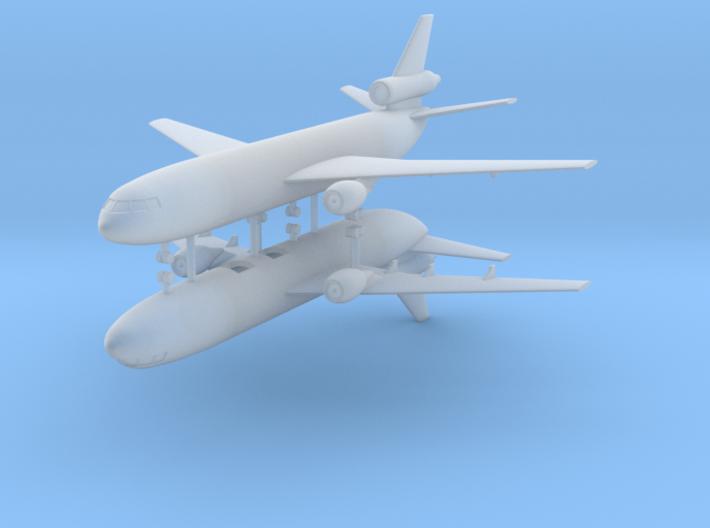 1/700 KC-10 Extender (x2) 3d printed