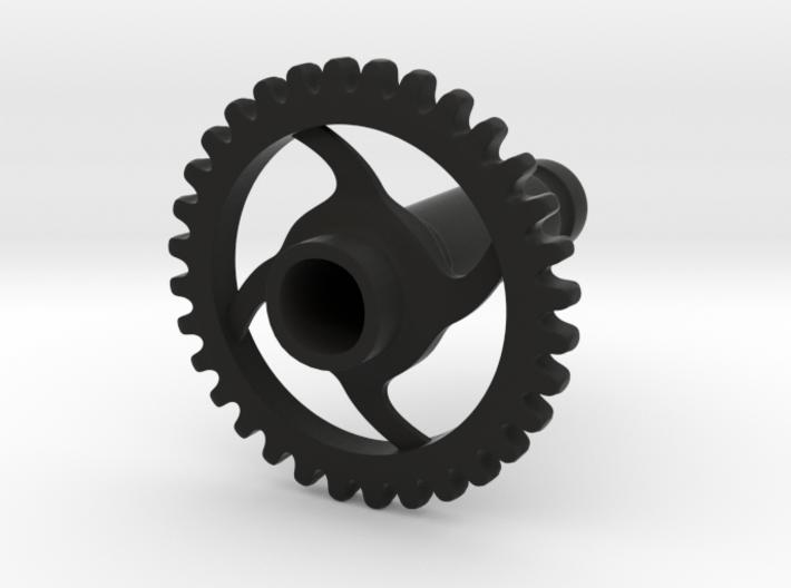 4 Gauge Gear 3d printed